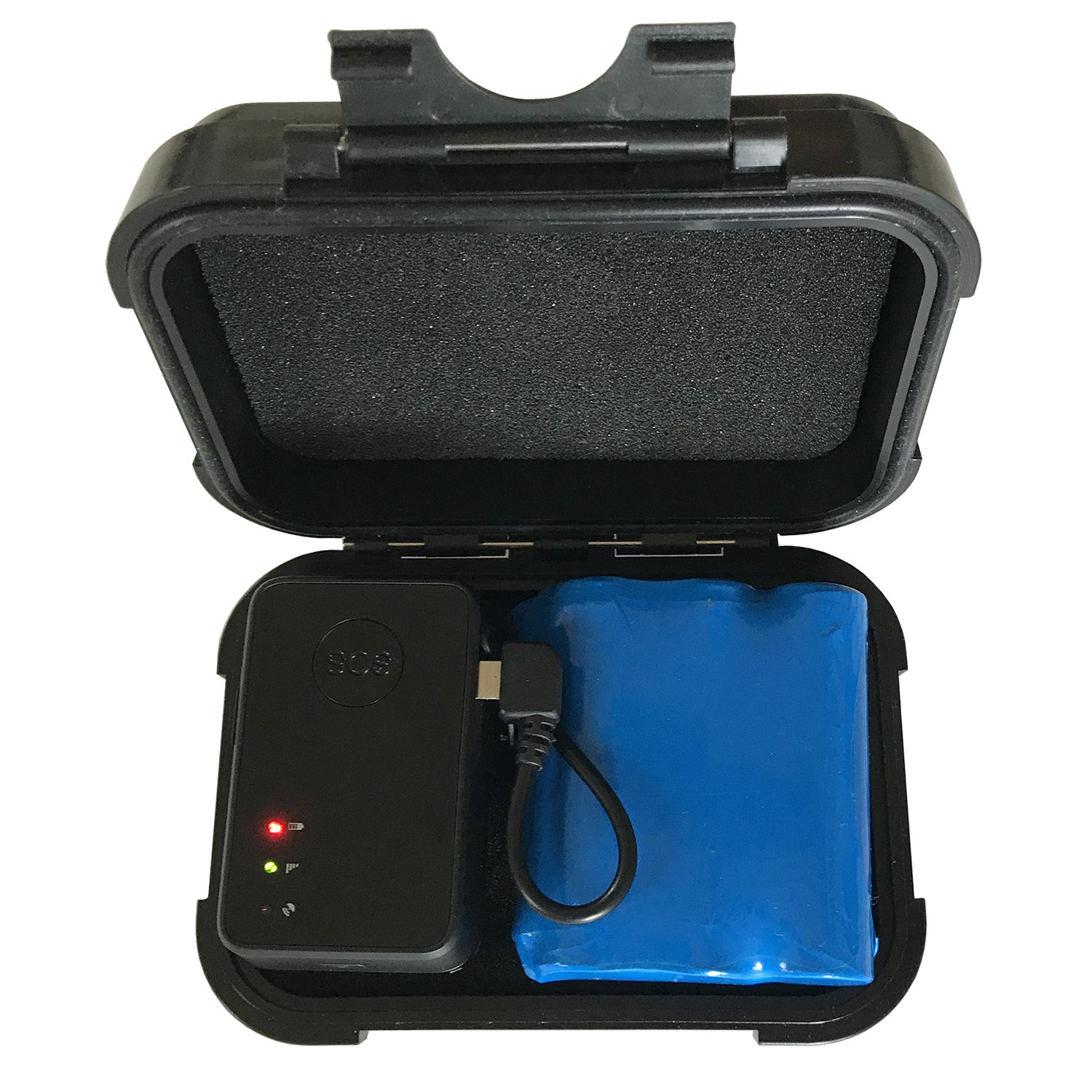Powerful Extended GPS Tracker Battery & Monster Magnetic Case for GL200 and GL300 Tracking Devices (Including GL300V GL300VC and STI_GL300) by Monster Magnetics (Image #8)