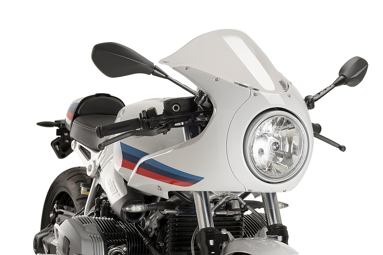Puig 9402W Cupolino Racing per BMW R Nine T Racer 17-18 Trasparente