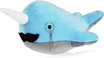 Cuddly Narwhal Plush Toy