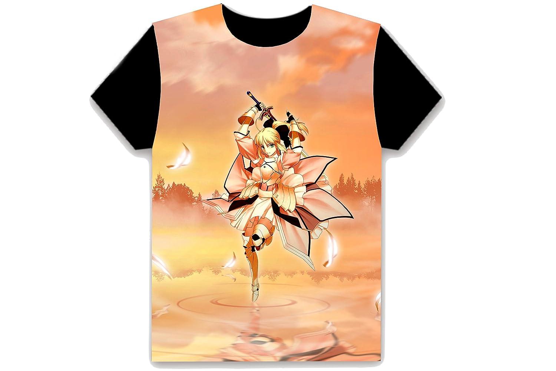 Anime Print Tshirt 075