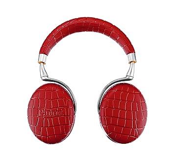 Parrot Zik 3 - Auriculares inalámbricos, cargador inalámbrico, color rojo cocodrilo: Amazon.es: Electrónica