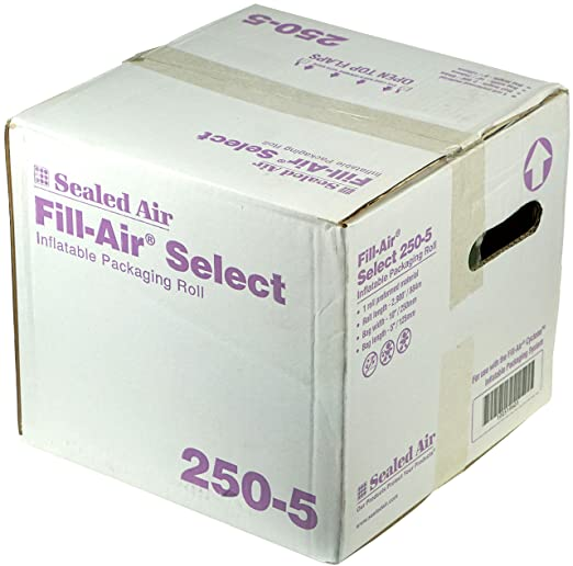 "SEALED AIR FILL-AIR  FA-250 NHW 10/"" WIDTH 4750/' LONG NEW BOX"