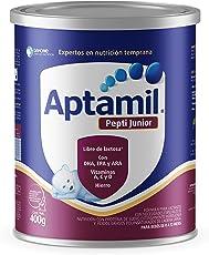 Aptamil Fórmula para Lactantes Desde el Nacimiento Pepti Junior, 400 g