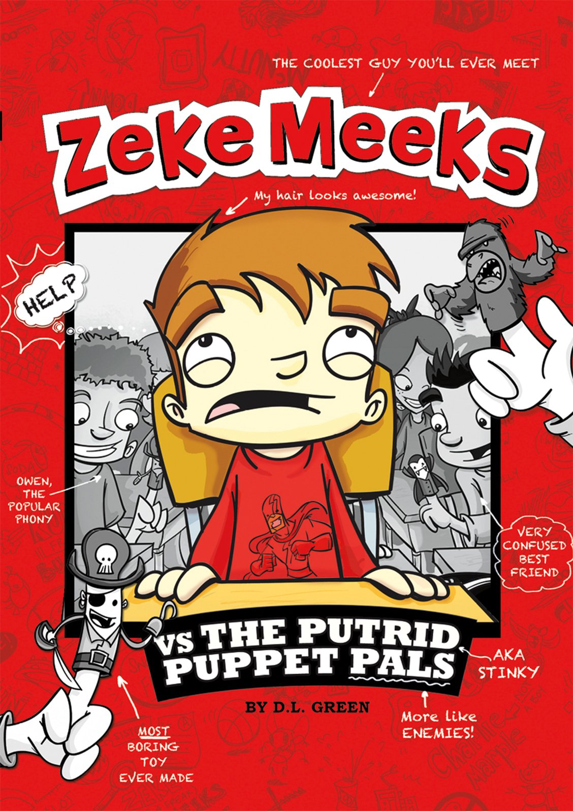Download Zeke Meeks vs the Putrid Puppet Pals PDF