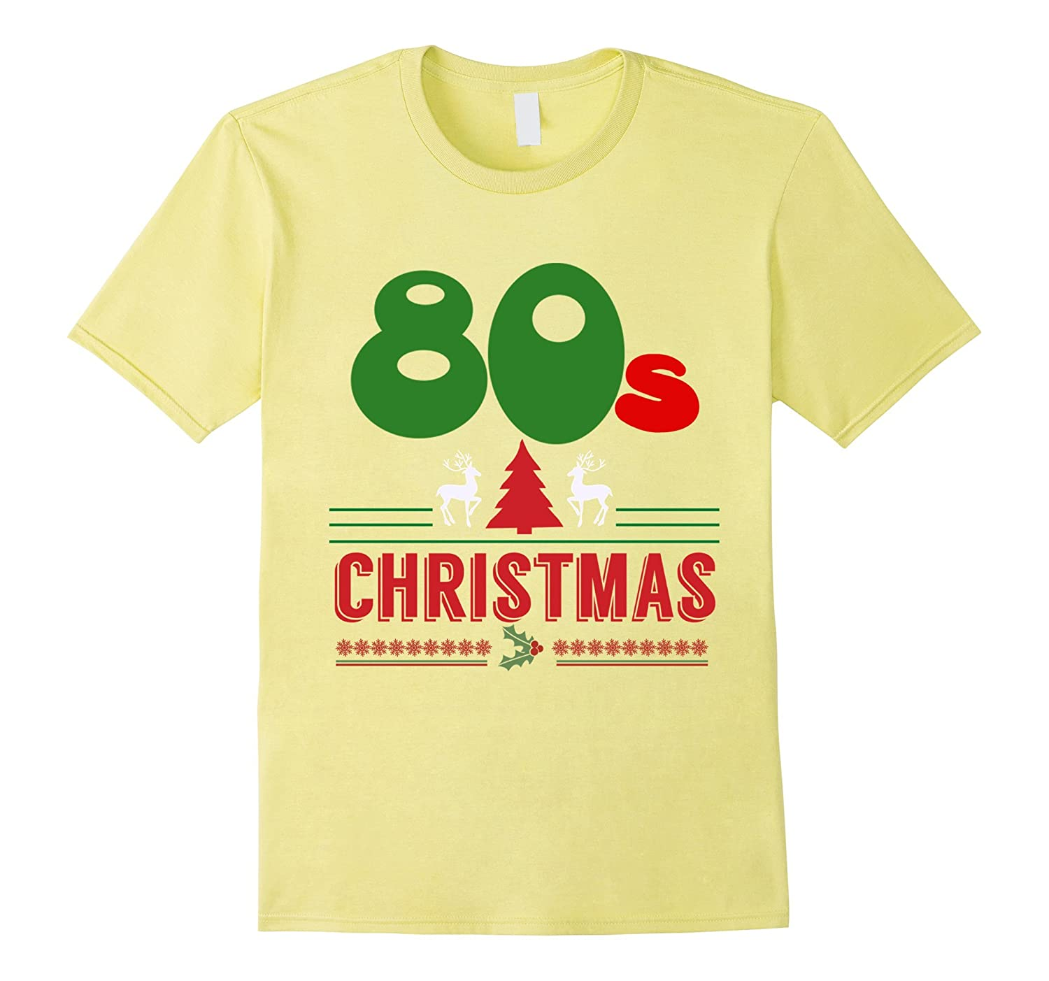 Mens COOL: Retro Ugly 80s Christmas Party Shirt Outfit ...