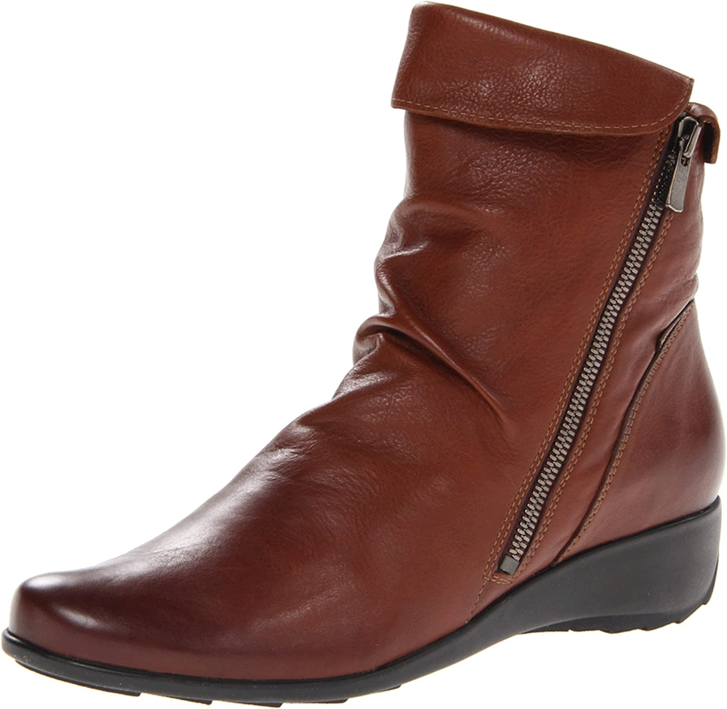 Mephisto Women's Seddy Boot B00BPYY8YO 8.5 B(M) US|Hazelnut Texas