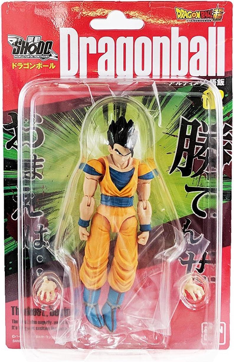 Bandai Shokugan Shodo Part 6 Dragon Ball Z Gohan Action Figure
