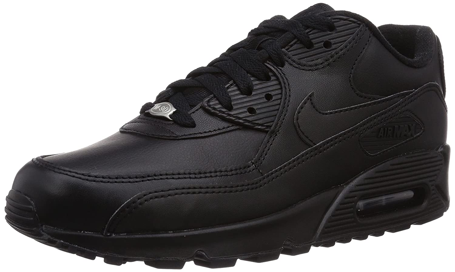 designer fashion 78009 a6519 Nike Air Max 90 Leather Mens Style: 302519-001 Size: 9 M US