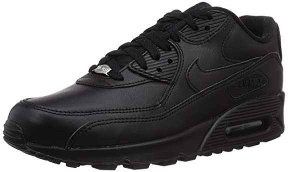 nike air max 90 leather running shoes