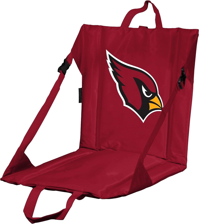 One Size NFL Arizona Cardinals Unisex Logo Brands Arizona Cardinals Bleacher CushionLogo Brands Arizona Cardinals Bleacher Cushion Multi