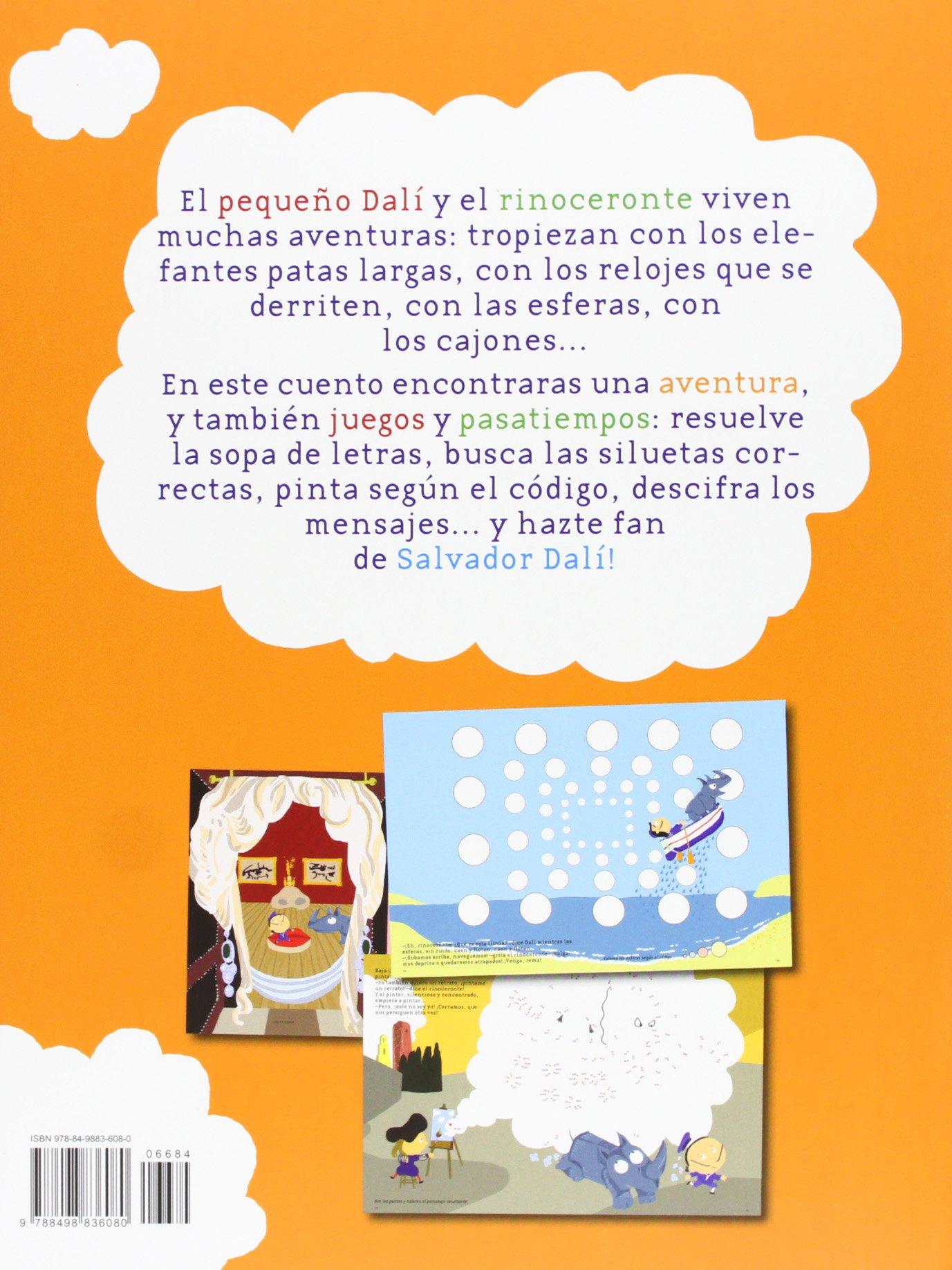 ¡Ven conmigo, pequeño Dalí!: 9788498836080: Amazon.com: Books