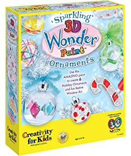 Melissa /& Doug Decorate-Your-Own Christmas Ornaments - 2-Pack Melissa and Doug 9491