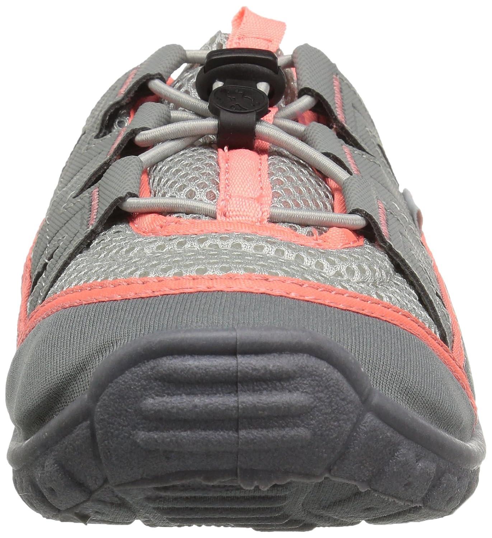 Northside Hombres Sandalen Sportschuhe Geschlossener Zeh Sport Sandalen Hombres Gray/Coral 585abc