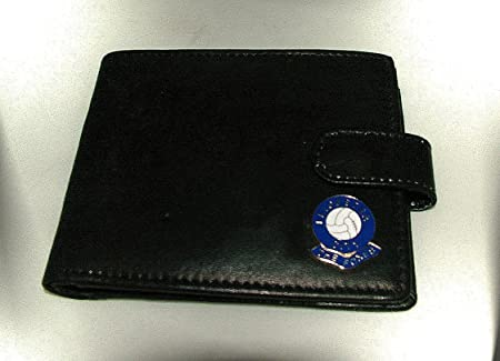 Leicester City Football Club Genuine Leather Wallet