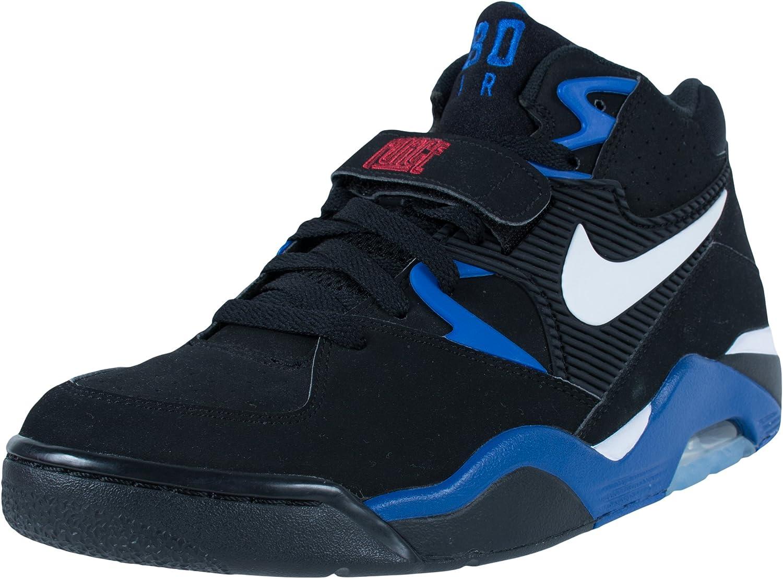 NIKE Air Force 180 Men's Shoes Black