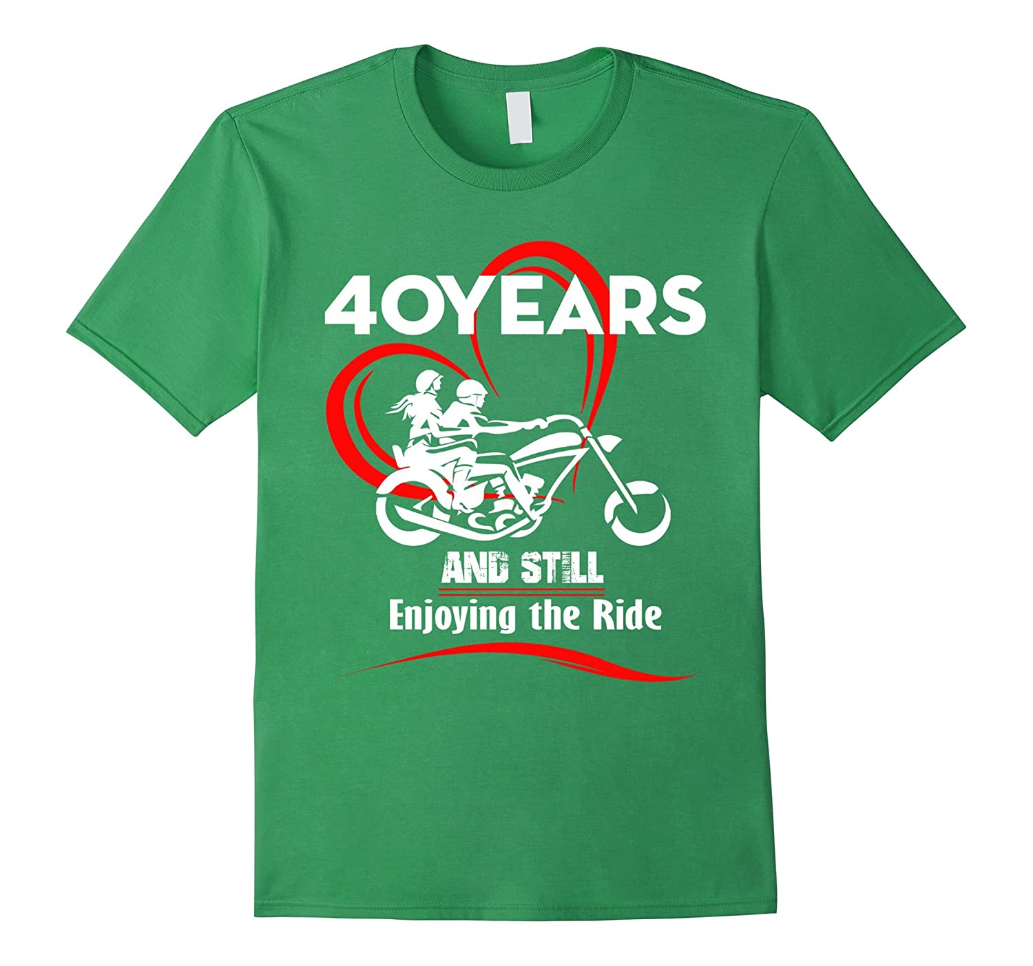 40th Wedding Anniversary Gifts.40th Wedding Anniversary Gift For Husband Wife Couple Shirt Gm
