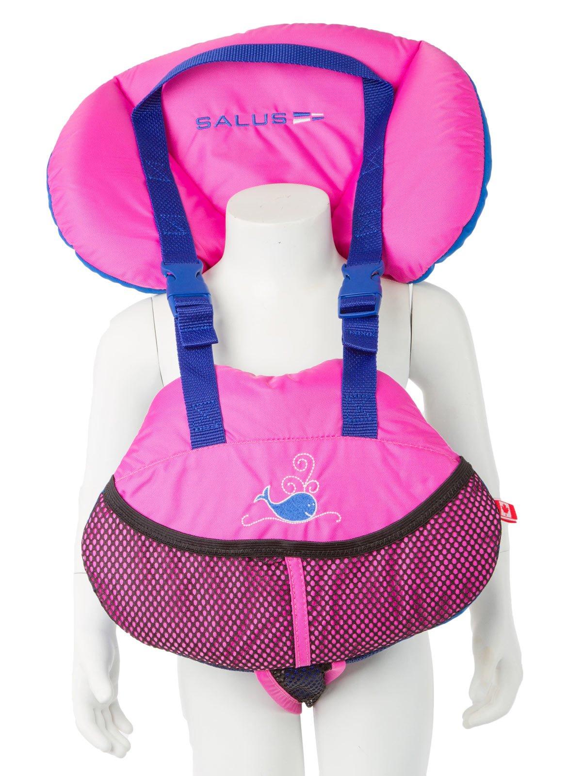 Salus Bijoux Baby Vest - Pink by Salus (Image #4)