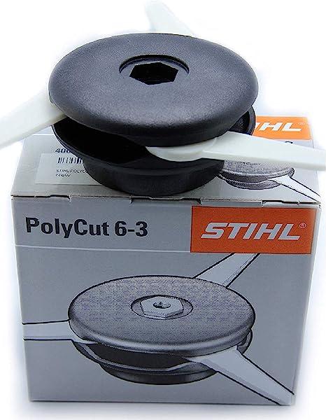 Amazon.com: Stihl Polycut 6 – 3 siega de corte desbrozadora ...