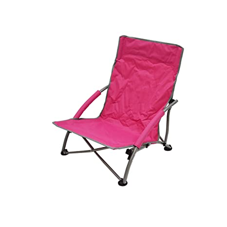 Charmant Beach Comber Chair (Pink)