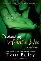 Protecting What's His (A Line of Duty Book 1) Kindle Edition