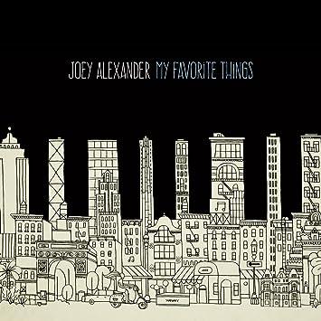 Joey Alexander - My Favorite Things - Amazon.com Music