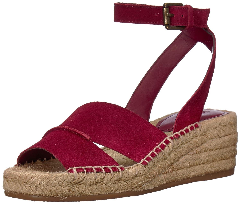 71aa0d5b8885 Amazon.com  Nine West Women s Edwisha Suede Wedge Sandal  Shoes