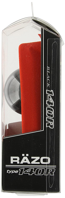Universal Music Razo RA24 Onyx Aluminum Round Manual Shift Knob