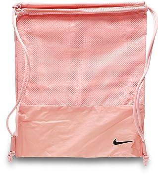0d3da0224bd45 Nike Damen Move Free Turnbeutel Storm Pink Black 42 x 35 cm  Amazon ...