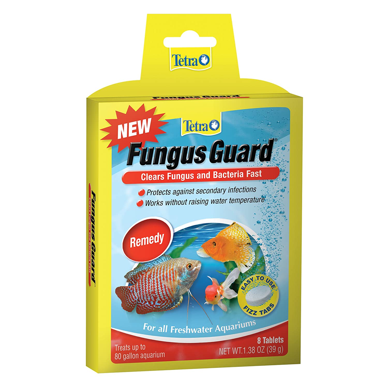 Amazon Tetra Fungus Guard Aquarium Remedy Easy to Use Fizz