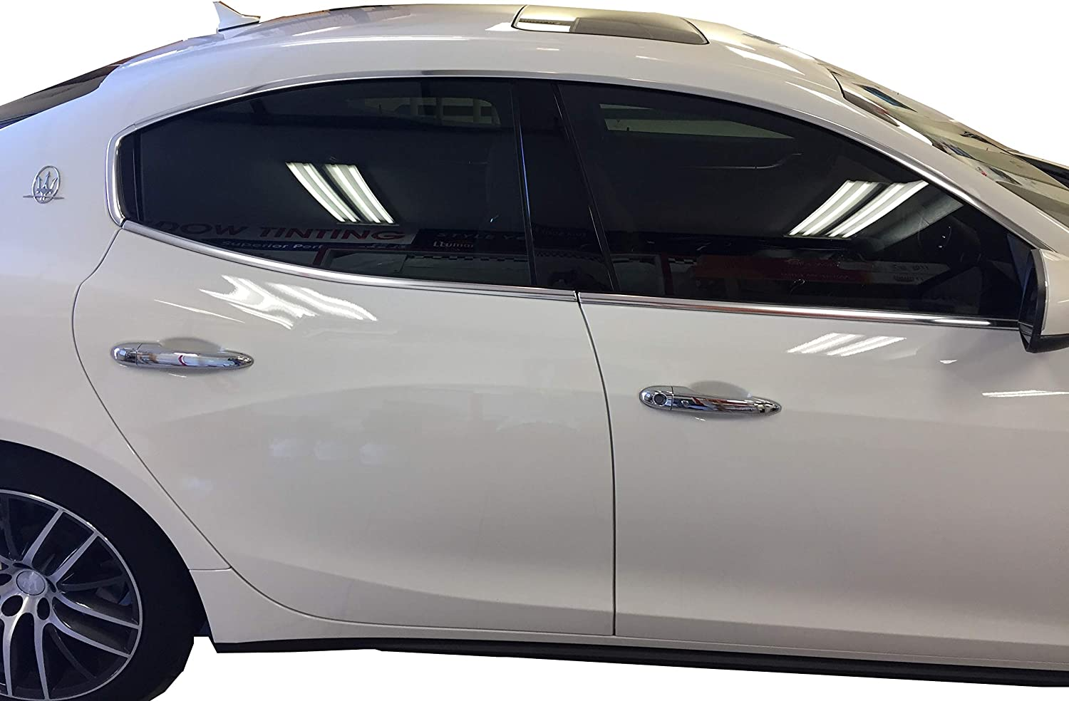 PreCut All Sides /& Rear Window Film Any Tint Shade /% for all BMW 3 series Glass