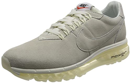 45cc9a92a1 Nike Mens Air Max LD Zero Sail/Black Fabric Size 11. 5: Buy Online at Low  Prices in India - Amazon.in