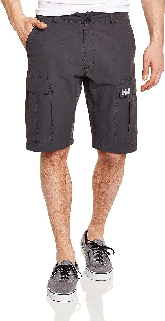 Helly Hansen HH Qd Cargo Shorts 11 - Pantalón Corto Hombre