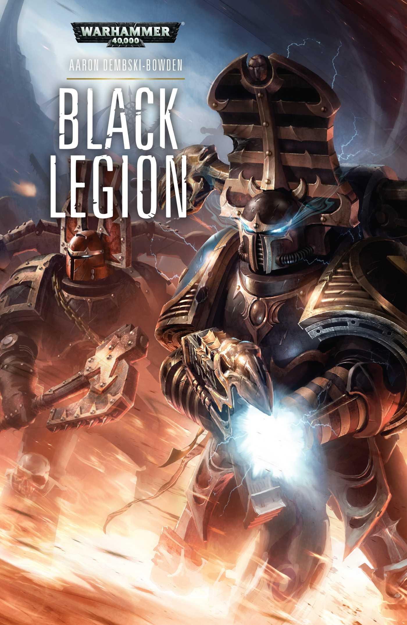 Black Legion PDF