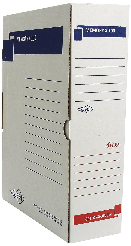 Sei Rota MEMORY 100 X 90 scatole in cartone riciclato puro