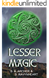 Lesser Magic (Knights of the Red Branch Book 1)