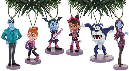 Amazon Com Disney Junior S Vampirina Holiday Ornament Set Of 6