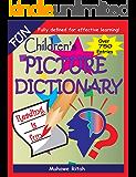 Fun Children's Picture Dictionary (English Edition)