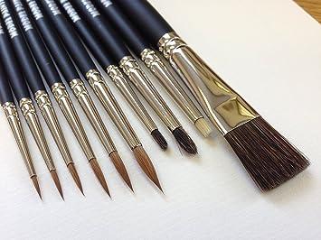 Modelo pintor juego de pinceles para maquetas, Airfix ...
