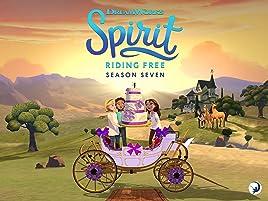 Amazon com: Spirit Riding Free, Season 7