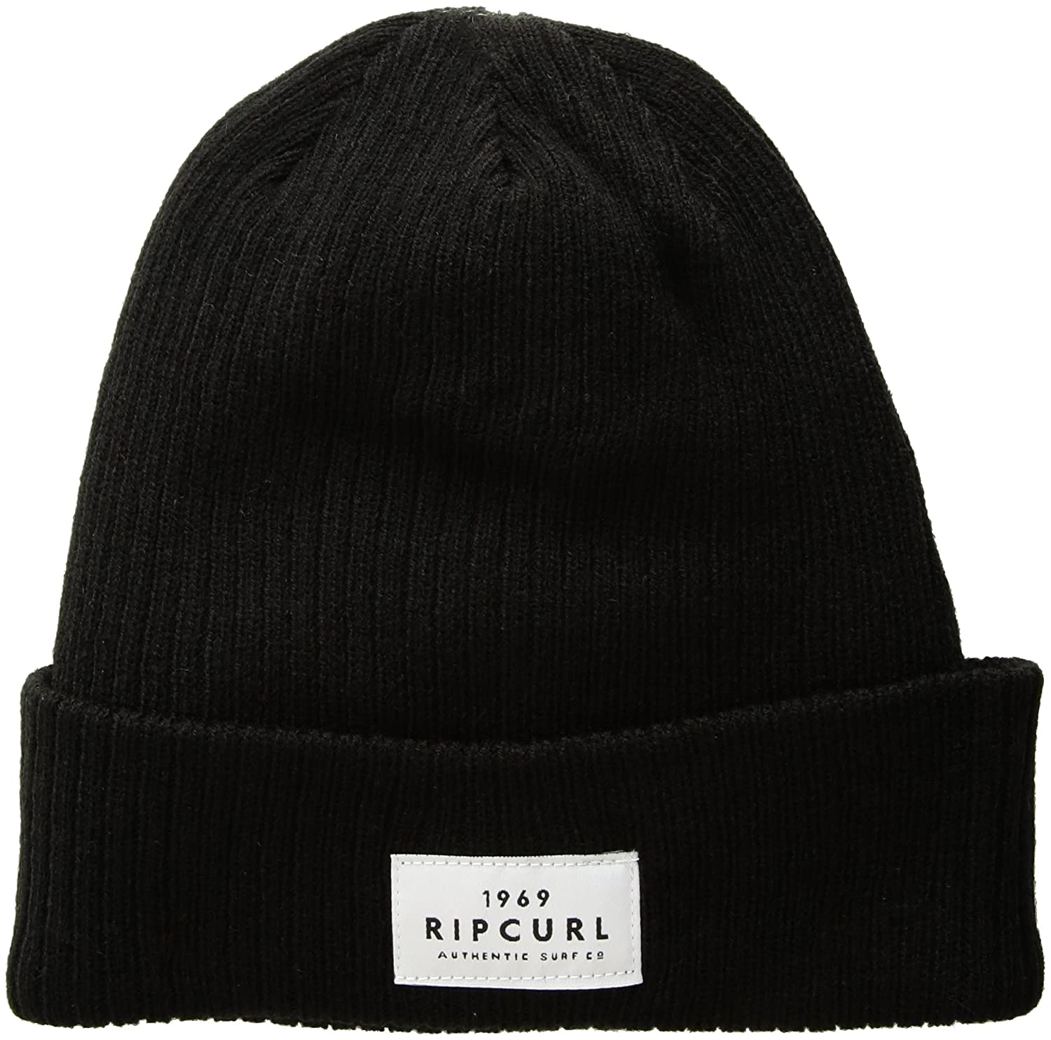 37be4270d9b Rip Curl Junior's Essentials Beanie, Navy 1SZ at Amazon Women's ...