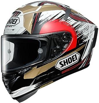 Shoei X-14 Marquez Motegi 2 Moto de carreras casco de moto ...