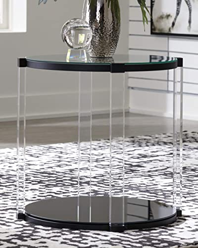 Reviewed: Signature Design Living Room Table