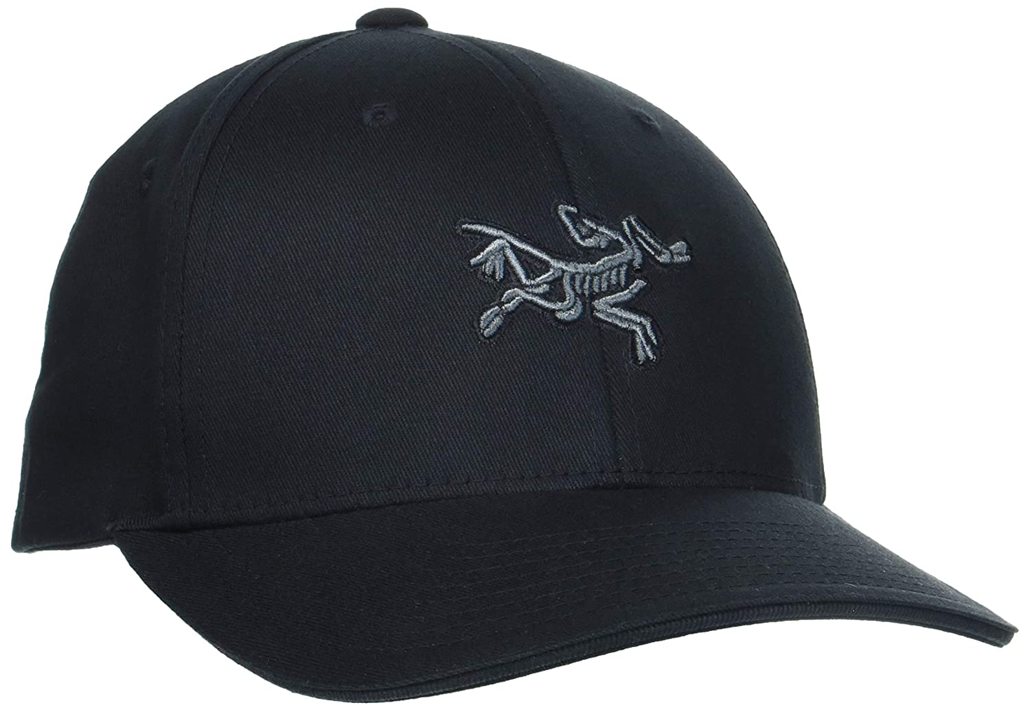 05509700820 Amazon.com  ARC TERYX Embroidered Bird Cap (Black)  Sports   Outdoors
