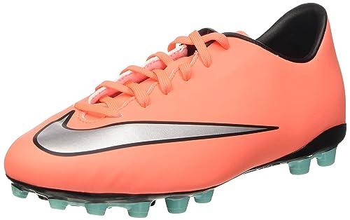 new products 3c6b8 29819 Nike Mercurial Victory V Ag Scarpe da Calcio Unisex Bambini Arancione Brigh  - mainstreetblytheville.org