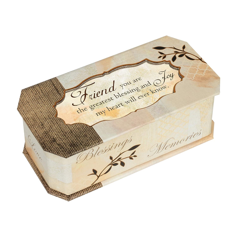 爆売り! Friend the Greatest Blessing Tree Blessing Branch Plays Jewellery Music Box Box Plays That's What Friends are For B01M8MBRQB, インポートショップTERESA:0308e0f7 --- arcego.dominiotemporario.com