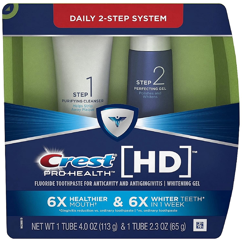 Crest Ph Hd 4z + 2.3z 2st Size 6.3z Crest Ph Hd 4z + 2.3z 6.3z