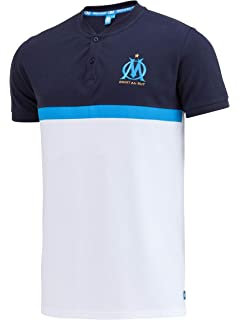 PUMA Olympique de Marseille Stadium Jersey SS Without Sponsor Log ...