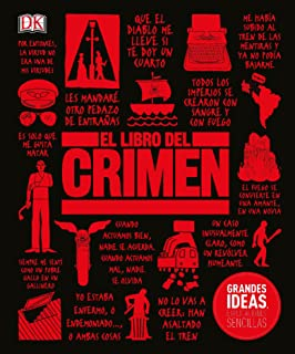 El libro del crimen (Big Ideas) (Spanish Edition)