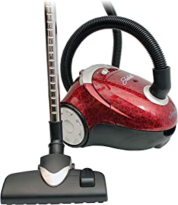 Canister Vacuum Cleaner Johnny Vac - Hepa Filtration - Telescopic Wand - Complete Set of Brushes