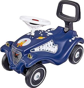 BIG Spielwarenfabrik 800056119 Moonwalker Big Bobby Car Classic Moonwlaker, Blue, White, Black